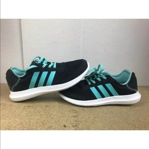 ADIDAS Element Refresh Turquoise Black Running